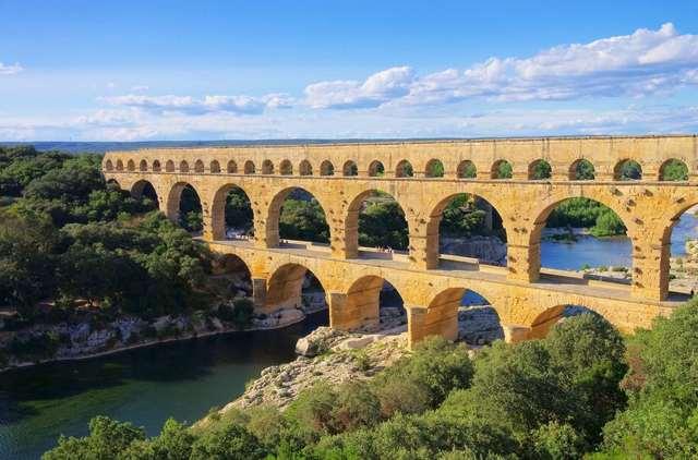 Pont du Gard (Sarah C-K et Mihn)