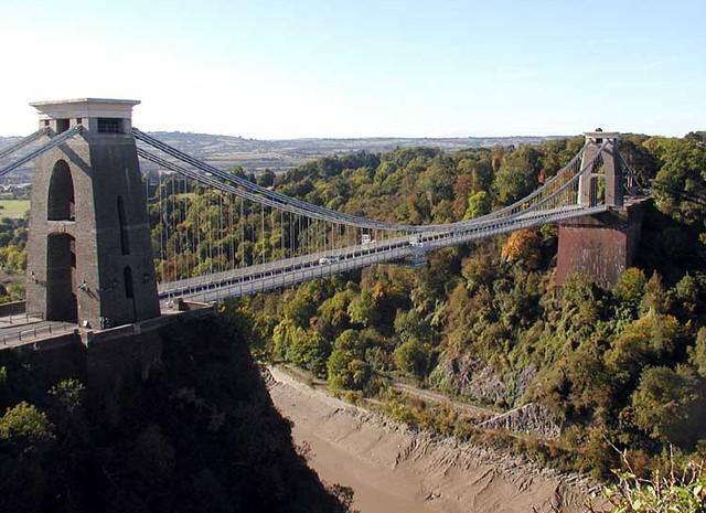 Pont Suspendue de Cliftone
