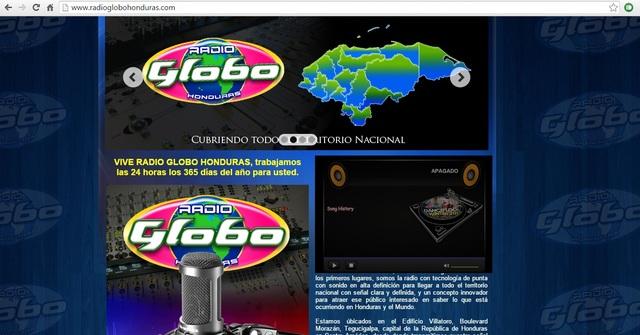 Transmisiones de TV y Radio vía Internet