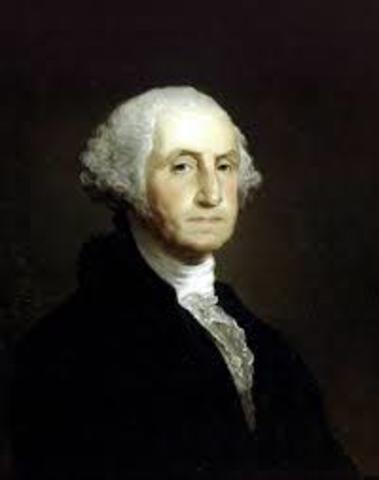 1st President