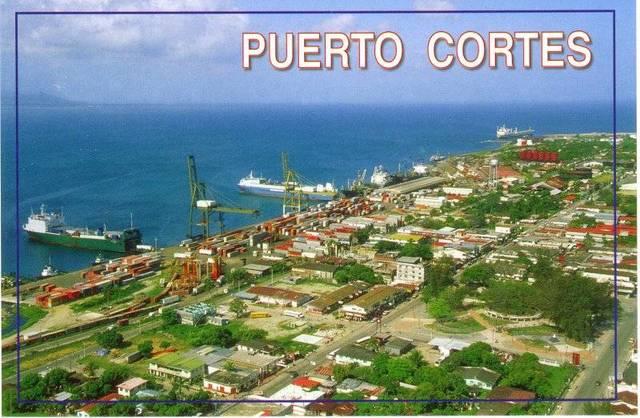 Instalación de equipo de Internet en Puerto Cortes
