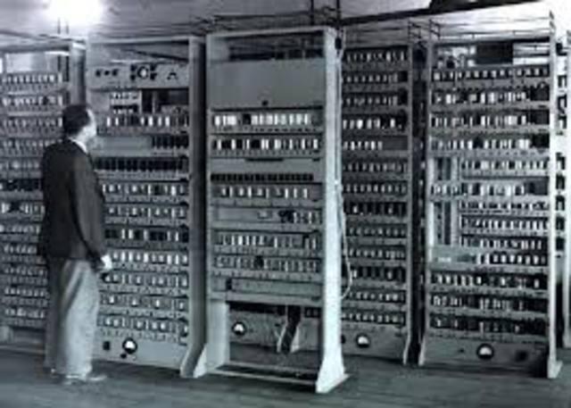 Primera generacion de computadoras del mundo