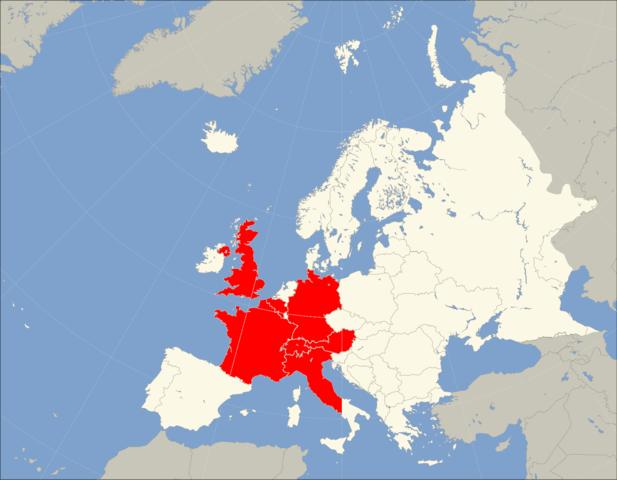 Fui de Vacaciones en Europa
