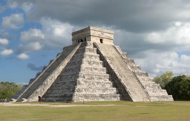Fui a Chichén Itzá en México