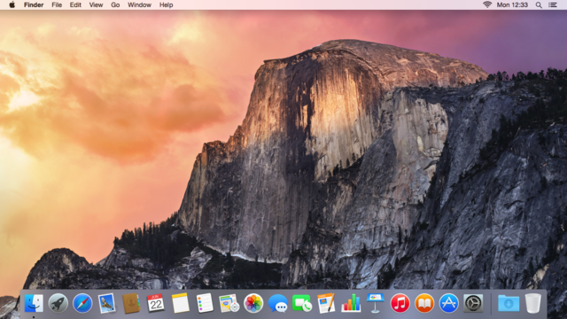 Versión 10.10: Yosemite