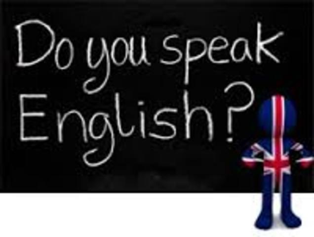 Início UFCD Inglês Iniciação