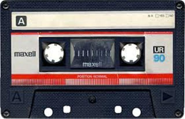 casette audio