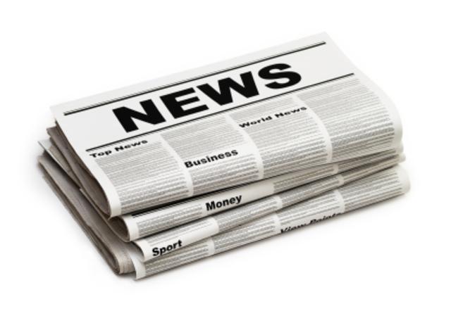 First Newspaper in Europe