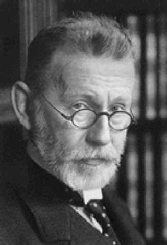 teoría de la inmunidad de cadena lateral por Paul Ehrlich