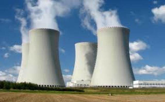 The introduction of nuclear energy
