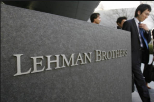 Lehman Brothers Bankruptcy: Leadership Deficit due to Fiscal Policy
