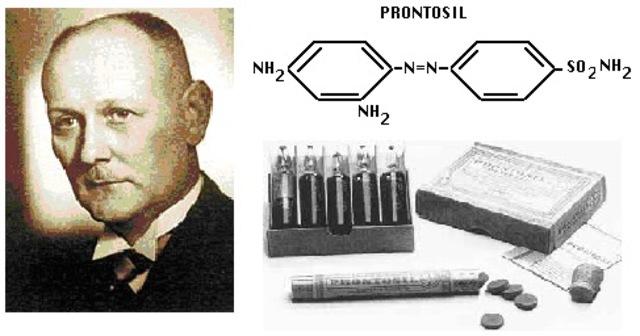 Descubridor de las sulfamidas