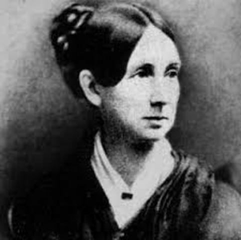 Birth Of Dorothea Dix