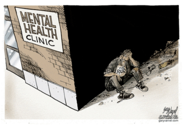 Homelessness and Mental Illness