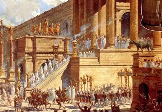 Epoca del Imperio Romano (Turismo)