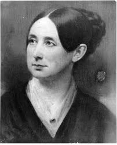 Death of Dorothea Dix