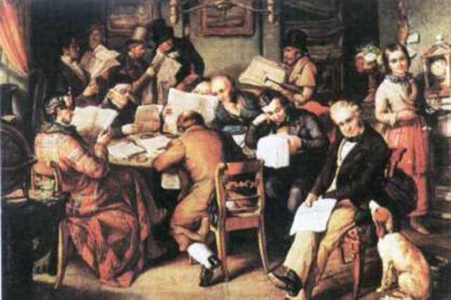 Ocio Siglo XIX