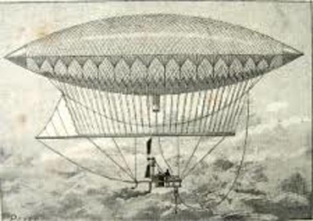 1783 MONTGOLFIER
