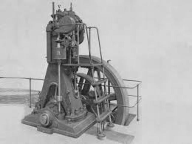 1884 G. DAIMLER Y W. MAYBACH