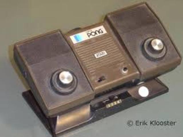 Atari Pong (consola)