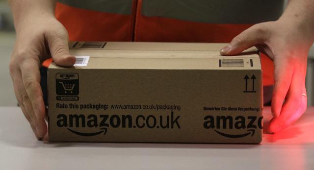 Internet: Amazon