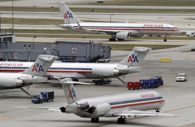 Transporte: Aerolínea American Airlines