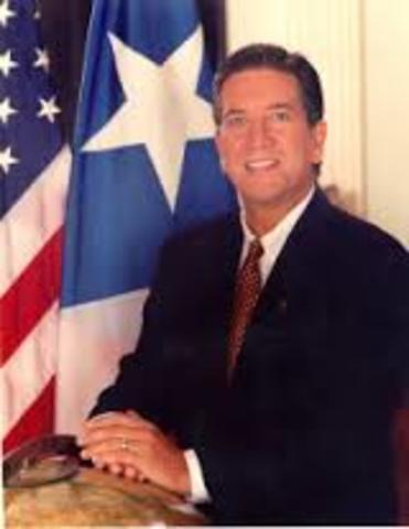 Séptimo Gobernador de Puerto Rico bajo el ELA