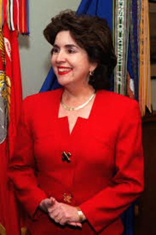 Octava Gobernadora de Puerto Rico bajo el ELA