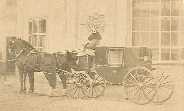 Coche de Caballos (Transporte)
