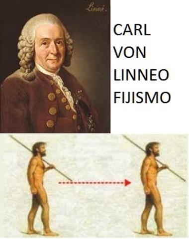 Linneo y el fijismo
