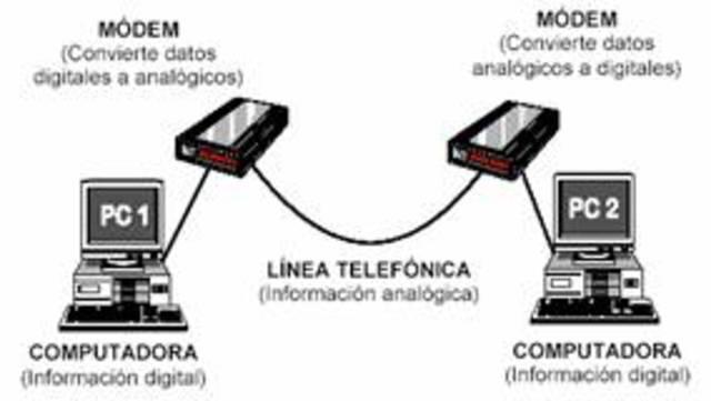 PRIMERA CONEXION ENTRE PC