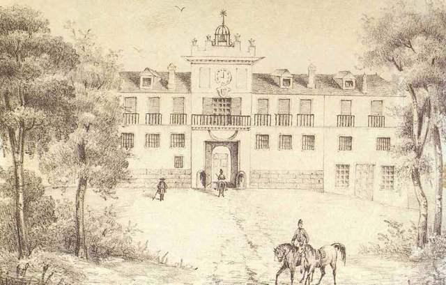 Primera escuela de medicina veterinaria