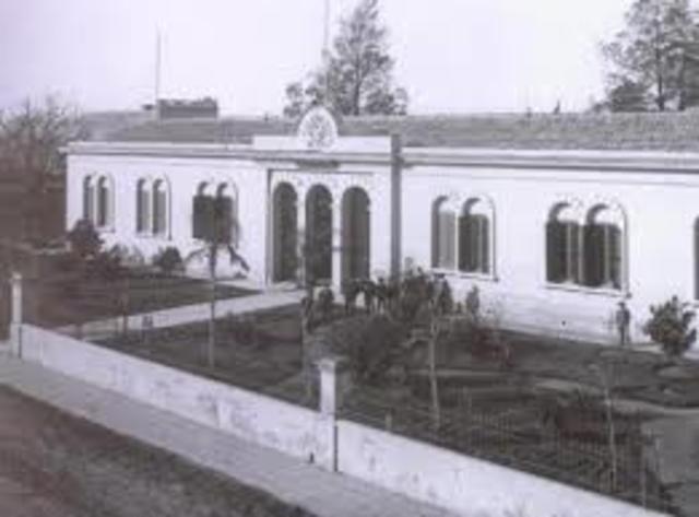 Primera escuela veterinaria en México