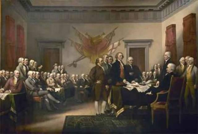 El gobierno francés expidió  decretos, siglo XVIII