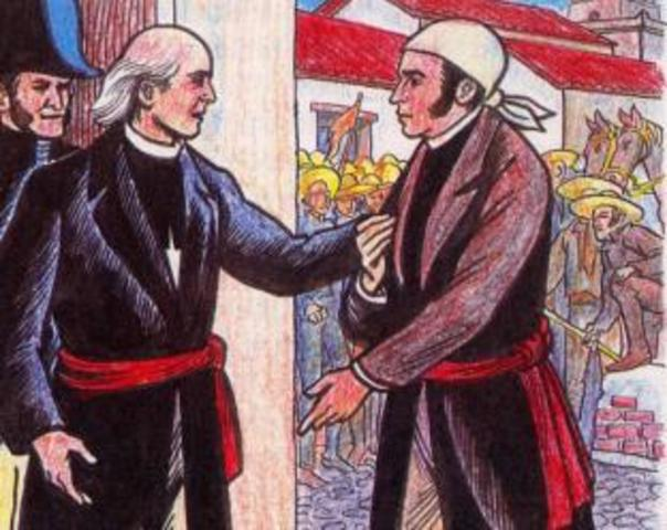 Decreto de Miguel Hidalgo y Costilla y José María Morelos y Pavón
