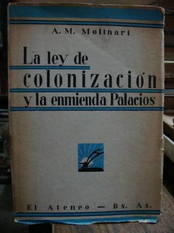 Ley de Colonización