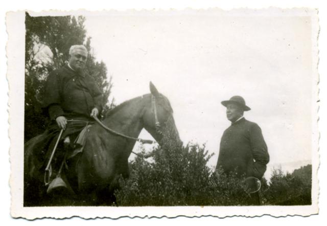 sacerdotes de caballos