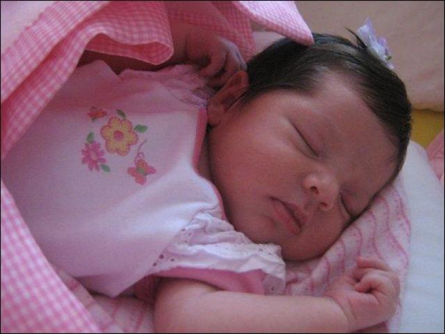 Nace Luciana