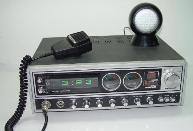 The radio transmitter