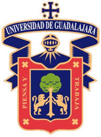 La licenciatura en Turismo fue en la Universidad de Guadalajara