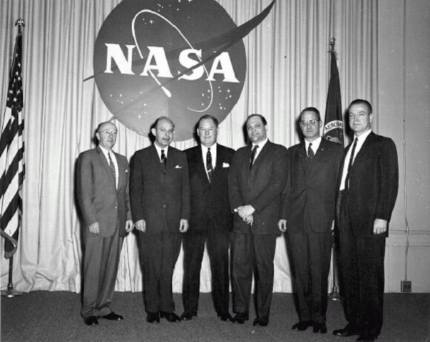 NASA is Founded
