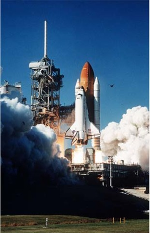 NASA Launches Discover 1
