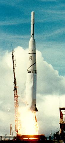 Explorer 6 launched