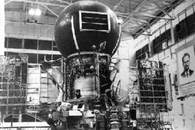 Venera 9 is the First Spacecraft to Land on Venus
