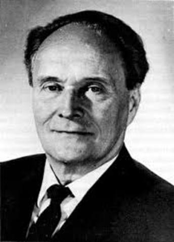 Georgii Frantsevich Gause