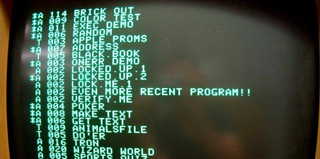 Apple DOS 3.3