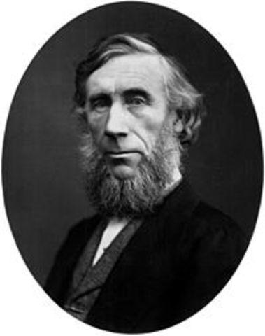 John Tyndall aplicó su sistema de esterilización