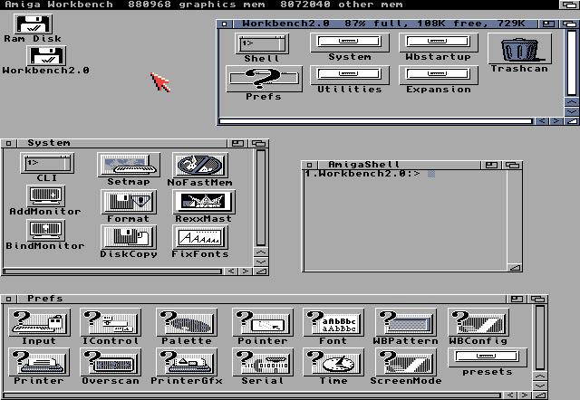 Amiga OS 2.0