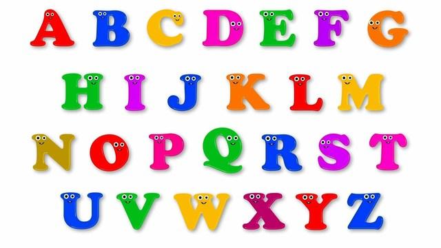 ¡El Alfabeto!