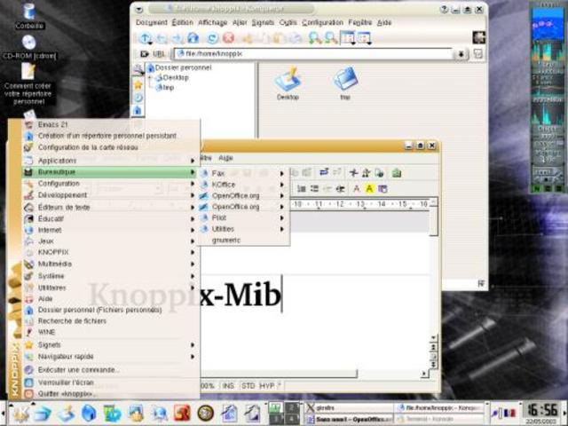 Knoppix 3.1